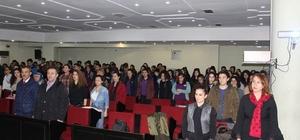 Pulmoner farkındalık konferansı düzenlendi