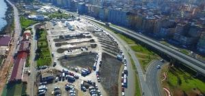 ize'de 'Toplu Taşıma Merkezi' projesi trafiği rahatlatacak