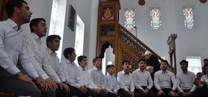 Muş'ta 'Çanakkale Şehitleri' için mevlit verildi