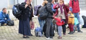 Ayvalık'ta 31 mülteci yakalandı
