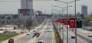 Diyarbakır'da Cumhurbaşkanı hazırlıkları