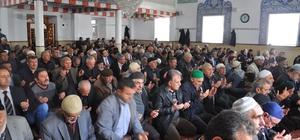 Sungurlu'da Şehitler için mevlit okutuldu