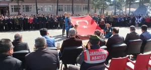 Mesleki ve Teknik Anadolu Lisesi öğrencilerinden Mehmetçiğe destek