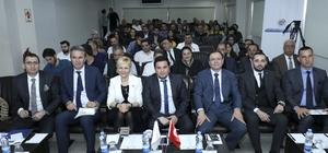 Mersin'de 'Lojistik ve Taşıma Hukuku'ndaki son gelişmeler anlatıldı