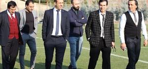Başkan Gevrek'in cezası Trabzon maçında sona eriyor