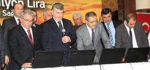 Konya'nın E-Desen haritası çıkarıldı