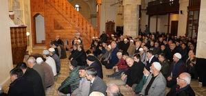 Sinop'ta şehitler için Kur'an okundu