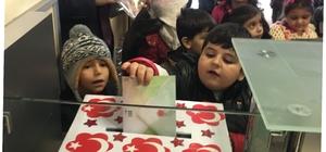 Kulu'da çocuklardan, Afrin'deki Mehmetçiğe mektup