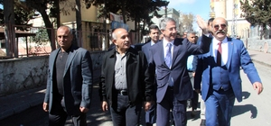 Elazığ Belediye Başkanı Yanılmaz'dan Mehmetçik ile Kilislilere destek