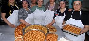 Kayseri lezzetleriyle kadınlar işletmeci oluyor