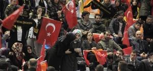 Cumhurbaşkanı Erdoğan'ın atkısını aldı