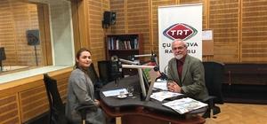 Dünya Su Günü etkinlikleri, TRT Çukurova Radyosu'nda tanıtıldı