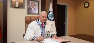 Rektör Gönen'in Çanakkale Deniz Zaferi mesajı