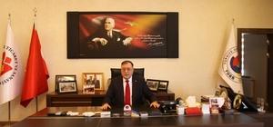 """NTSO Başkanı Parmaksız: """"Türk milleti parlak zaferlere imza atarak tarihe yön vermiştir"""""""