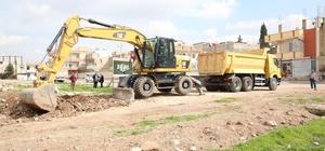 Haliliye'de yeni sokaklar açıldı