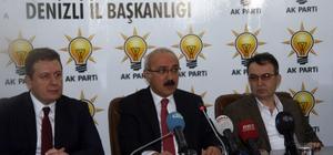 """Bakan Elvan: """"Türkiye büyüdükçe büyümeye güçlendikçe güçlenmeye devam ediyor"""""""