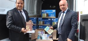 iverek'te öğrencilere 13 bin kitap dağıtılacak