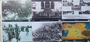 Samsun'da Kut'ül Amare ve Çanakkale sergisi