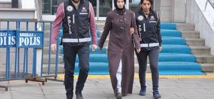 """FETÖ'nün firari sözde """"Kırıkkale il ablası"""" tutuklandı"""