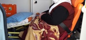 Hasta kadına Çaldıran Belediyesi sahip çıktı