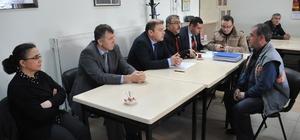 Bozüyük Belediyesi'nde kadroya geçiş sınavları başladı