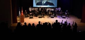 Anadolu Üniversitesi'nde Çanakkale Şehitleri anıldı