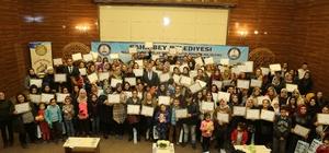 Şahinbey'de iş hayatına hazırlanan 168 kursiyer daha sertifikalarını aldı