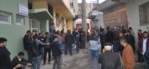 Cizre'de cami tuvaletinde erkek cesedi bulundu