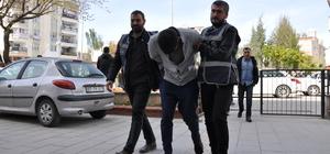 Aydın'da akaryakıt istasyonunda hırsızlık