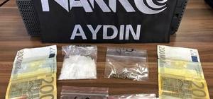 Aydın'da uyuşturucu operasyonu: 3 kişi tutuklandı