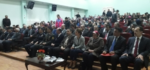 Şaphane'de 18 Mart Çanakkale Zaferi ve Şehitleri Anma Günü etkinlikleri