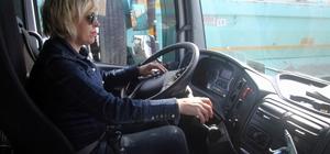 (Özel Haber) Tekirdağ'ın 'Şoför Nebahat'i erkeklere taş çıkartıyor