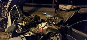 Akçakoca'da kaza: 2 ölü, 6 yaralı