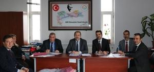 Erzincan'da meralar ihale edildi