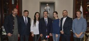 Kayı Boyu Derneği'nden Başkan Ataç'a ziyaret