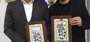 BGC'den İHA'ya 3 ödül birden