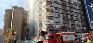 İş yerleri yanan çalışanlar gözyaşlarını tutamadı
