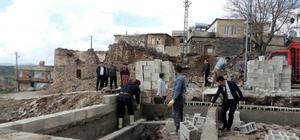 Musabeyli'de fakir ailelerin barınma problemleri çözülüyor