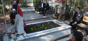 Yavuzeli'nde 18 Mart Çanakkale Şehitleri için Mevlit okutuldu
