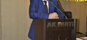 """AK Parti İl Başkanı Özden: """"Çanakkale Savaşı eşsiz destanlarımızdandır"""""""