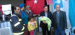 """Bebeklerinin İsmini """"Afrin Erdoğan"""" koydular"""