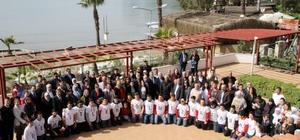 GS Taraftarlar Derneğinden Şehit ailelerine tekne turu