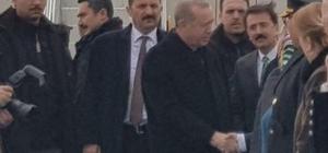 Aydemir: 'Teşekkürler Erzurum'