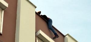 """Polis, intihara kalkışan genci """"Kübra'ya gerek yok, biz seni seviyoruz"""" diye teselli etti"""