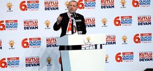 Cumhurbaşkanı Erdoğan: Afrin ile ilgili müjdeli haberi her an verebiliriz