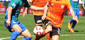 Spor Toto 1. Lig: Çaykur Rizespor: 1 - Adanaspor: 1