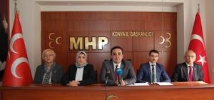 """MHP İl Başkanı Çiçek: """"Kurultayımız birlik ve beraberliğimiz perçinleyecek"""""""