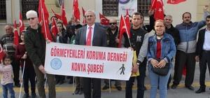 Engelli bireyler Cumhurbaşkanı Erdoğan'a Braille alfabesiyle mektup yazdı