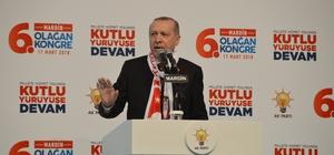 """Cumhurbaşkanı Erdoğan: """"Mardin devletin himayesi altında eski ihtişamına kavuşuyor"""""""
