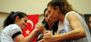 Türkiye Üniversiteler Arası Bilek Güreşi Şampiyonası